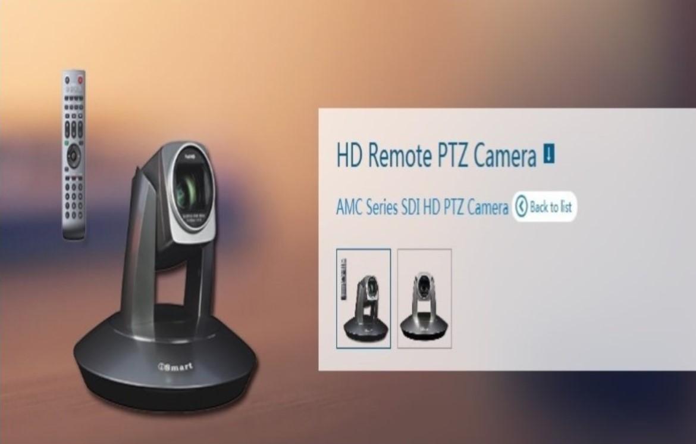 HD Remote PTZ Camera