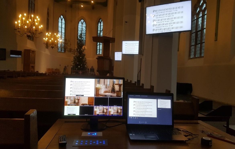 Led scherm